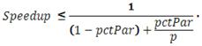 マルチスレッド開発ガイド: 1.1 並列パフォーマンスの予測と測定