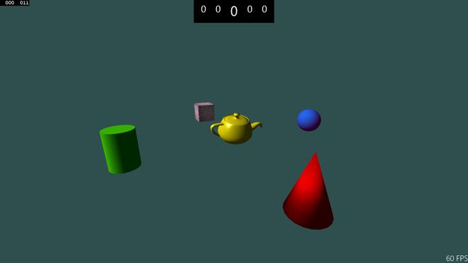 C++ と Microsoft* DirectX* で Windows* 8 向け 3D ゲームを開発する