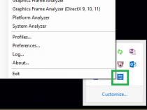 インテル® Graphics Performance Analyzers を利用してインテル® Media SDK により最適化されたアプリケーションを解析する方法