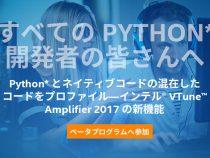 Python* プロファイル