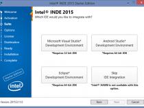 インテル® INDE 2015 Eclipse* IDE 統合を使用してネイティブ Android* アプリケーションを開発するには?