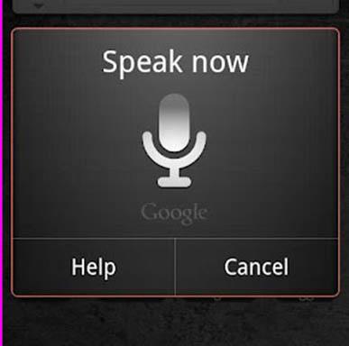 音声認識機能を使用する Android* アプリケーションの開発