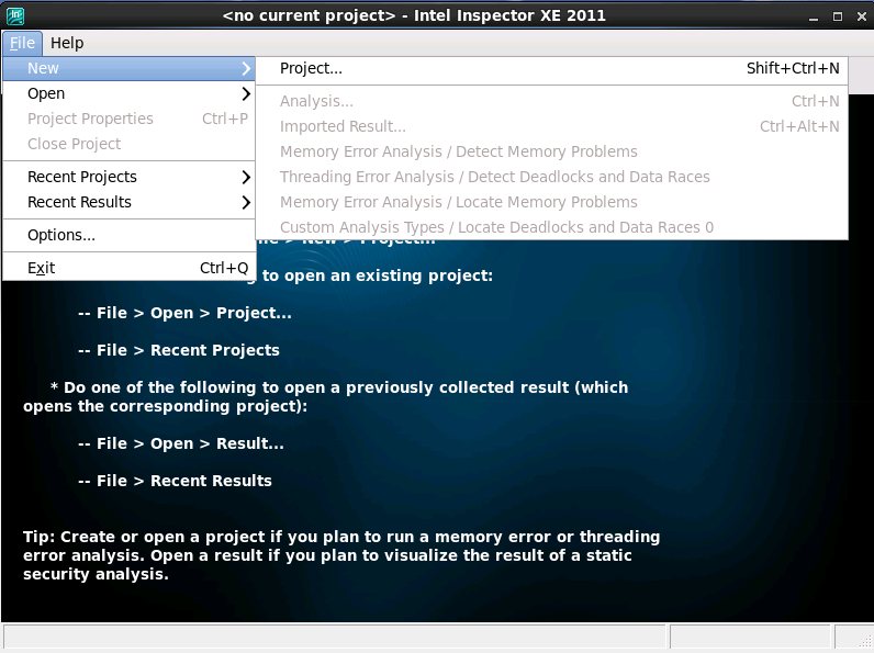 Fortran アプリケーションにおけるインテル® Inspector XE の使用 – パート 1 メモリー解析