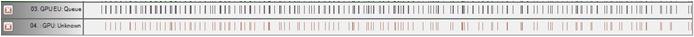 インテル® HD グラフィックス 4000 上の OpenCL* コードとインテル® クイック・シンク・ビデオのパフォーマンス相互作用