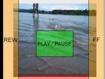 サンプルコード: Android* ベーシック・タッチ・メディア・プレーヤー用メディアサンプル