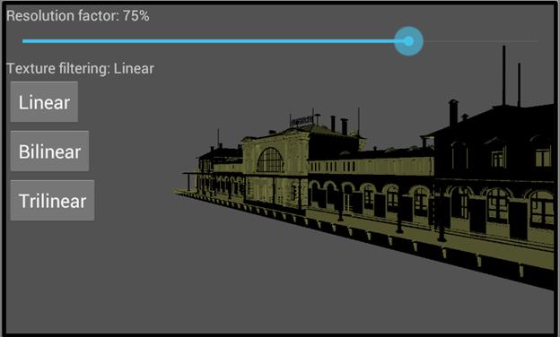 OpenGL* ES 2.0 における動的な解像度のレンダリング
