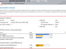 インテル® Advisor クックブック: MPI アプリケーションのベクトル化とメモリーアクセスを解析