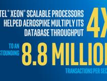 IT 担当者と開発者のためのインテル® Xeon® スケーラブル・プロセッサーによる大幅なパフォーマンス向上