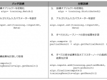 PyDAAL 超入門: パート 4 分散処理とオンライン処理