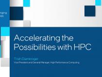 HPC と AI をターゲットとする新しいインテル® XPU のイノベーション