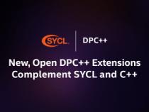 SYCL* と C++ を補完する新しいオープンな DPC++ 拡張