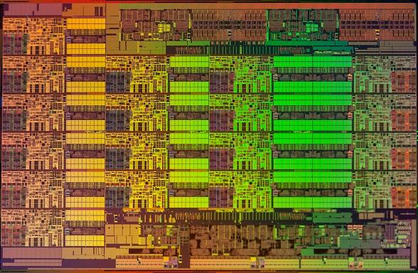 インテル® Xeon® プロセッサー E5-2600 のシリコン