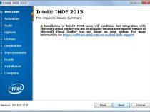 インテル® INDE Starter Edition 入門 – Windows 版をインストールする