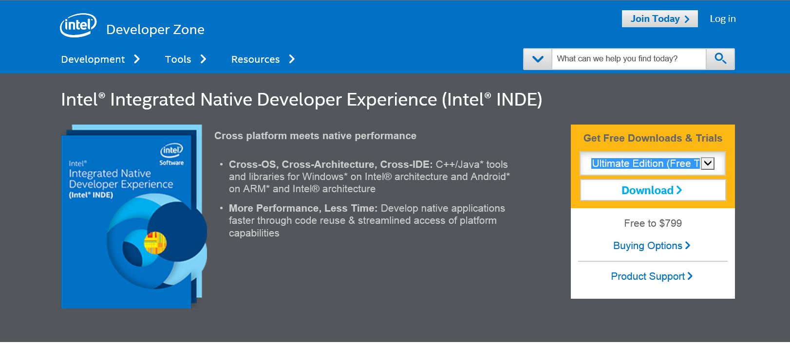 Windows* の OpenCL* 環境におけるインテル® INDE のクイック・インストール・ガイド