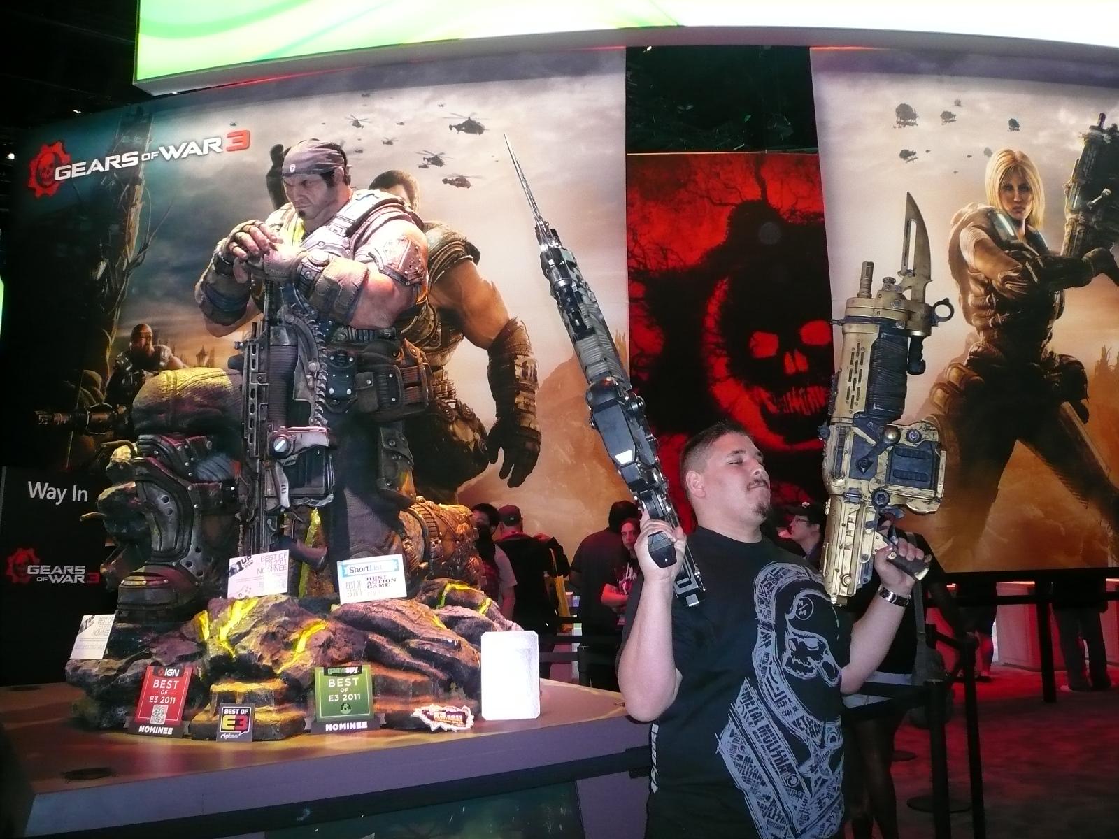 E3 Expo に行ってきました! の巻 (番外写真集)