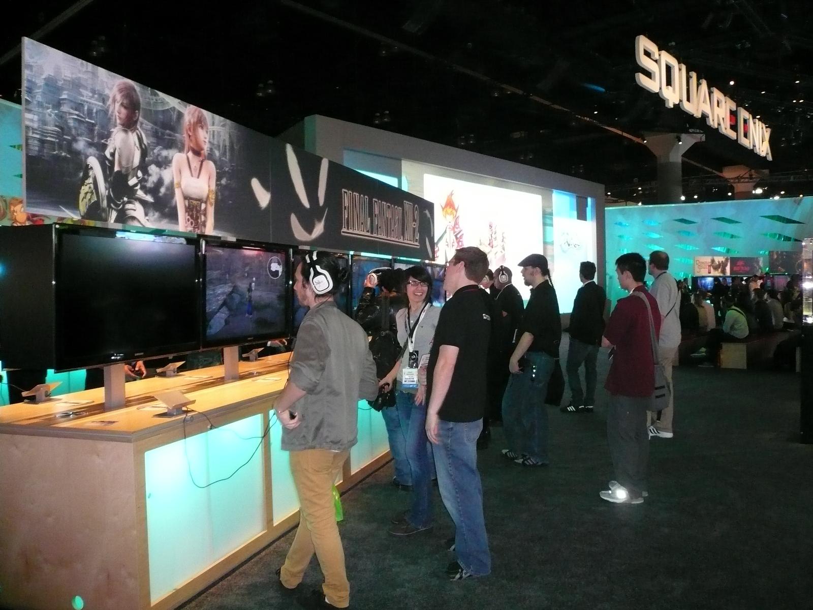 E3 Expo に行ってきました! の巻