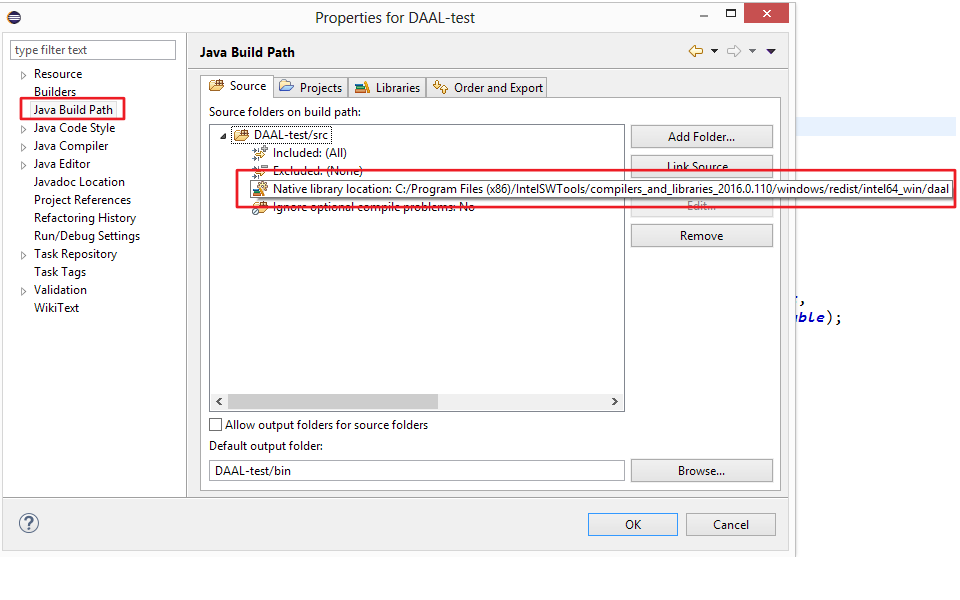 Java* アプリケーションでインテル® DAAL を使用する方法