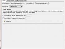 Dell* Venue* でインテル® VTune™ Amplifier 2014 for Systems を使用するには
