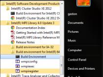cpuinfo: インテル® MPI ライブラリーのプロセッサー情報ユーティリティー