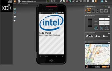 インテルが提供するモバイル・アプリケーション開発向け HTML5 ツール