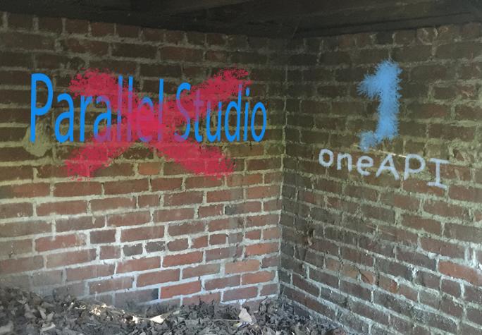 インテル® Parallel Studio XE はインテル® oneAPI ツールキットになりました