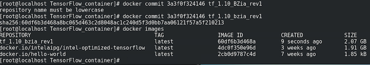 docker commit container id result example