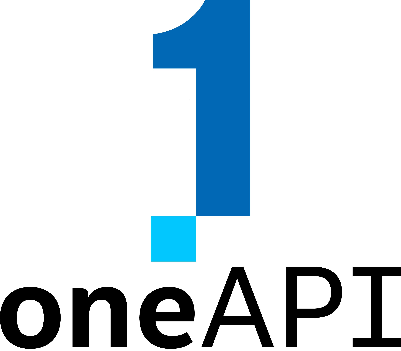 インテル® oneAPI ロゴ