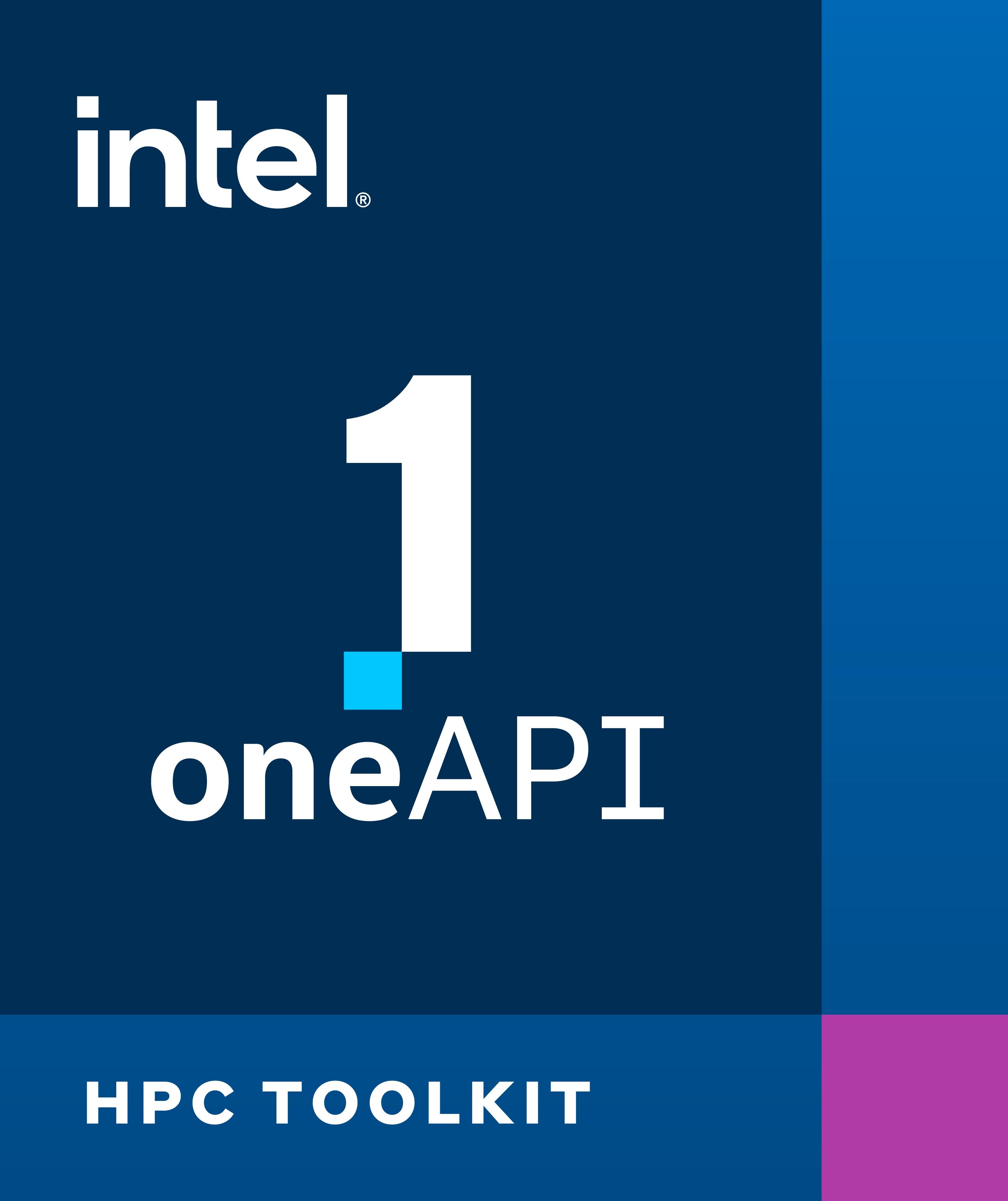 インテル® oneAPI HPC ツールキット