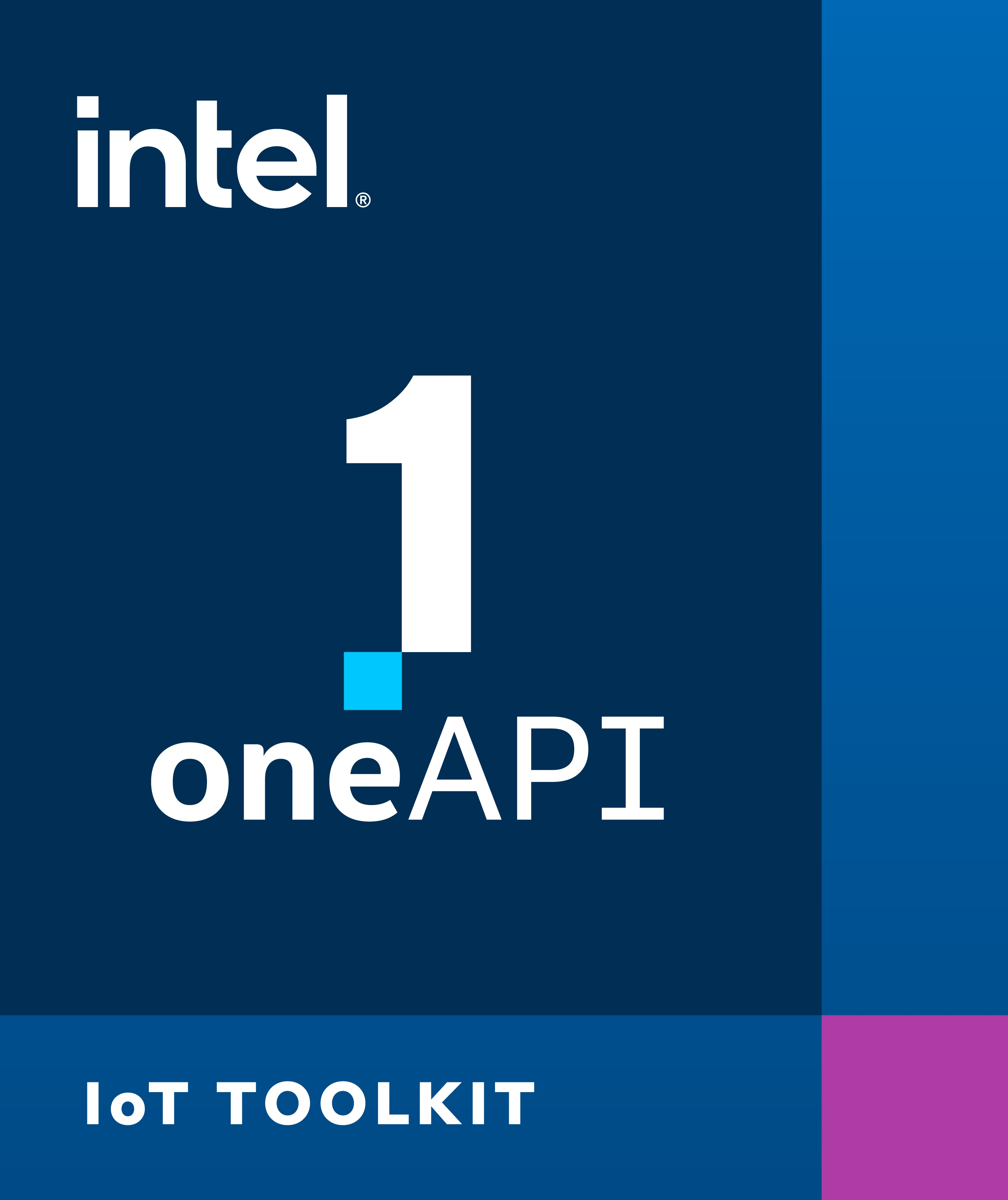 インテル® oneAPI IoT ツールキット