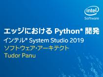 エッジにおける Python* 開発