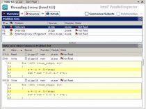 マルチスレッド開発ガイド: 4.4 インテル® Parallel Inspector を使用した OpenMP* ベースのマルチスレッド・コードにおける競合状態の検出