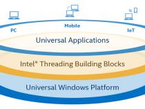 ユニバーサル Windows* プラットフォーム・アプリケーションでインテル® TBB を使用する