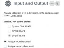 DPDK アプリケーションの PCIe*トラフィック