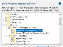 ハードウェアベースのホットスポット解析向けに Hyper-V* 仮想マシンを設定する