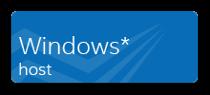 Windows* ホスト向けの導入ガイド